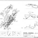 """Topografía de la cueca """"Cueva Blanca"""""""