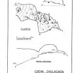 """Topografía de """"Cueva Chulacada"""""""